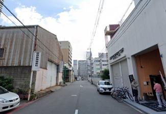 大阪市浪速区稲荷一棟貸しビル ロビー