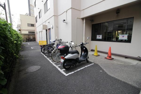 【駐輪場】オリンポス八広