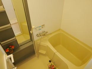 【浴室】アルファタワー札幌南4条