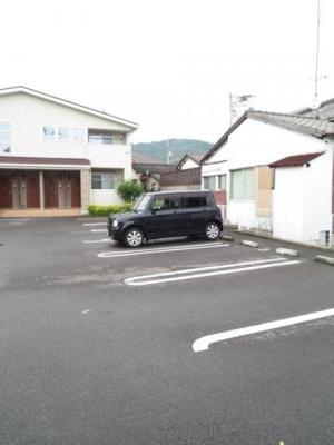 【駐車場】アクア・アルテA