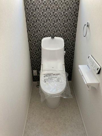 【トイレ】アークテラス老司5丁目Ⅰ 2号棟 オール電化住宅