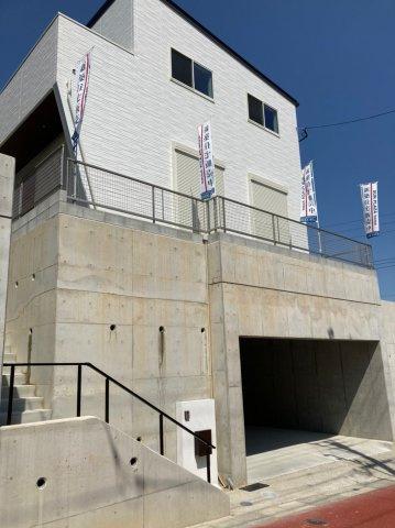 【外観】アークテラス老司5丁目Ⅰ 2号棟 オール電化住宅