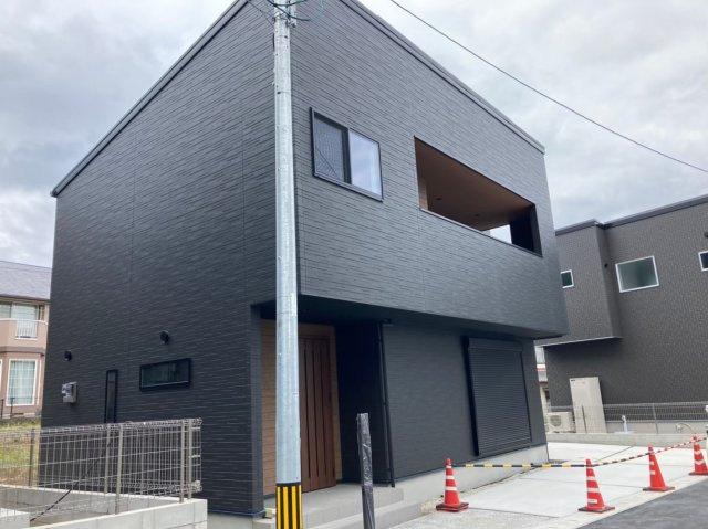 【外観】アークテラス大平寺2丁目Ⅱ2号棟 4LDKオール電化住宅