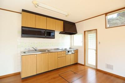 キッチンも綺麗です!