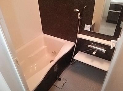 【浴室】オンズマリーナ