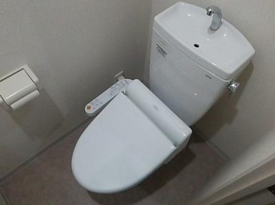 【トイレ】オンズマリーナ