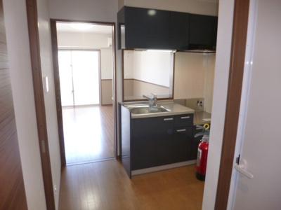 【キッチン】プラウド331