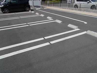 【駐車場】水のフォレスト