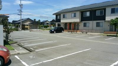 【駐車場】ドリーム・レセンテA