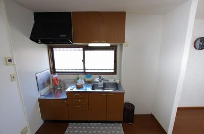 【キッチン】ブリーズ高島
