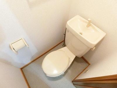 【トイレ】ガーデンヒルズA
