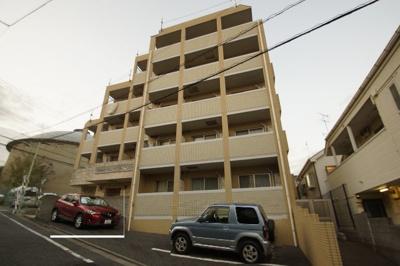 都営浅草線「西馬込」駅より徒歩5分の分譲賃貸マンションです。