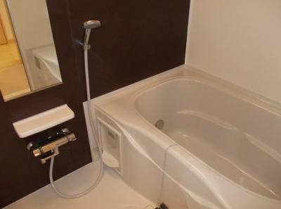 【浴室】ベルテ東武練馬