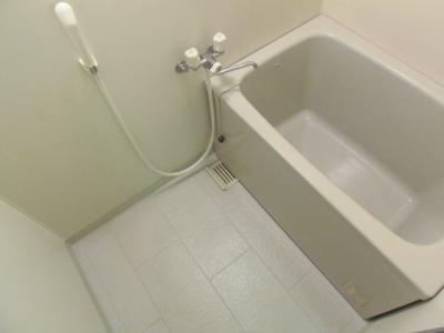 【浴室】レオパレスシェルティ