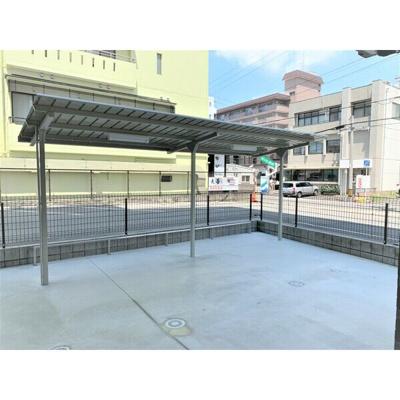 【庭】RESIDENCIA八田StationFront