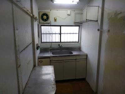 【キッチン】城東区成育2丁目中古戸建て