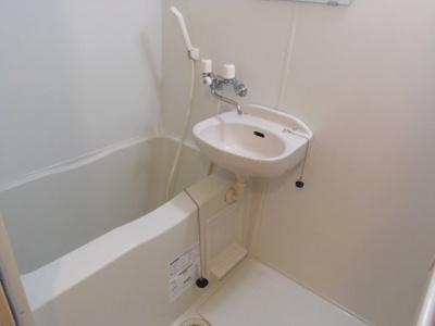 【浴室】レオパレスコンフォールSORA