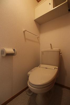 【トイレ】クローバーハウス