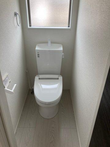 【トイレ】ケイアイフィット春日市天神山1期1号棟 4LDK