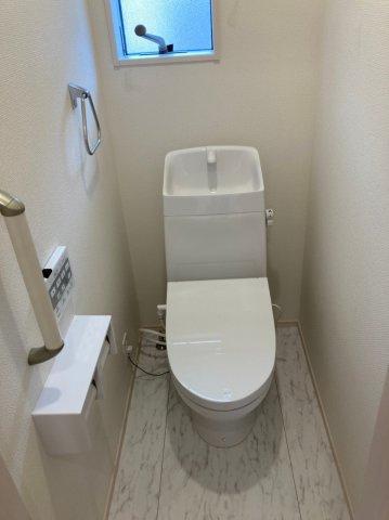 【トイレ】ブルーミングガーデン南区花畑1丁目4号 4LDK