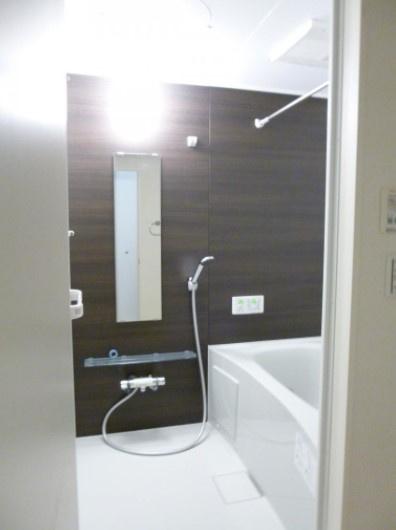 【浴室】サンセレーネ