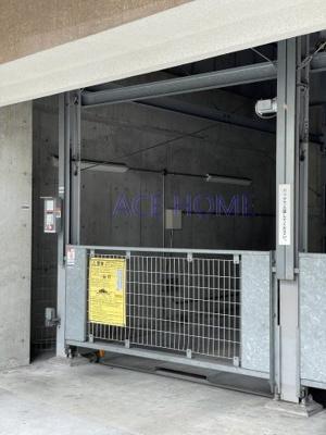【駐車場】大阪プレステージ アコモデーション