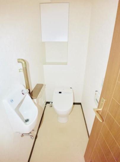 【トイレ】Ars Maison新中野