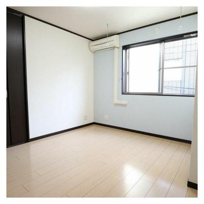 【寝室】アパートメントアビ