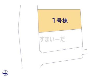 【区画図】リーブルガーデンS堺市中区毛穴町