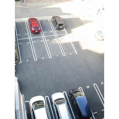【駐車場】プライムステージ平安通