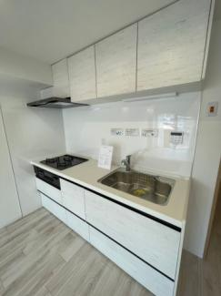 【キッチン】菱光洋光台マンション 2LDK+WIC リフォーム済