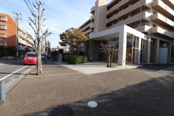 【エントランス】ハートフィールズ薬円台ハイライズ