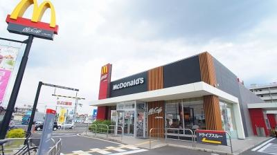 マクドナルド140熊谷広瀬店まで1600m