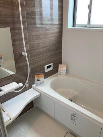 【浴室】デザイン住宅「FIT」糸島市前原南2丁目2期2号棟 4LDK
