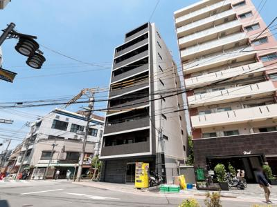 【外観】セジョリ王子駅前
