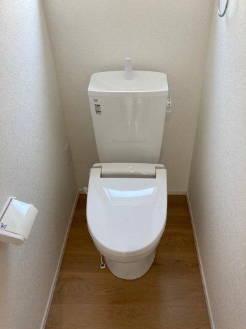 【トイレ】ケイアイフィット筑紫野市二日市北3期2号棟