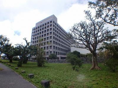 琉球大学医学部附属病院まで420m