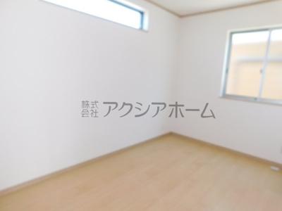 【設備】所沢市花園4丁目・全1棟 新築一戸建 ~3LDKロフト付~