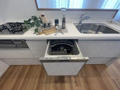 食器洗浄機付きが嬉しいポイント