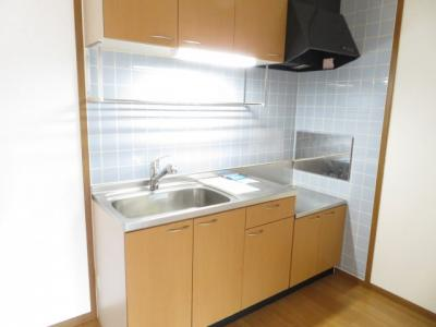 【キッチン】パルテールB