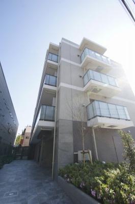 「2021年3月竣工」の新築分譲賃貸マンションです。
