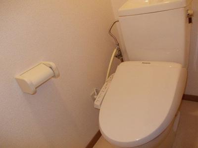 【トイレ】ブルーベリーU