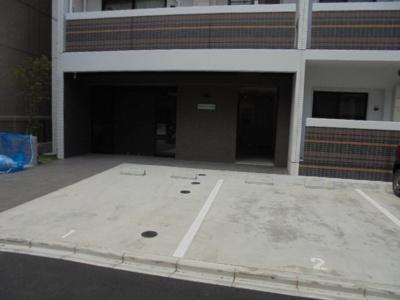 【駐車場】レジデンスナゴヤ(Residence Nagoya)