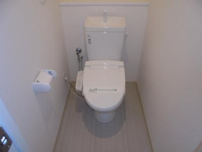 【トイレ】レジデンスナゴヤ(Residence Nagoya)