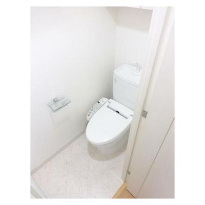 【トイレ】エクシム板橋区役所前