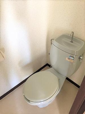 【トイレ】プールアネックス
