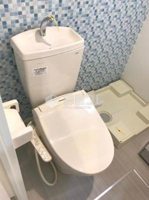 【トイレ】ハーモニーテラス大山
