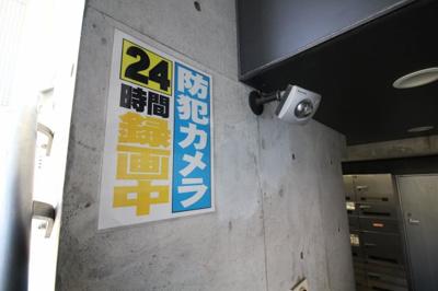 【セキュリティ】ジュネス六甲1