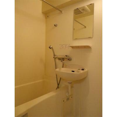 【浴室】ルーブル大塚