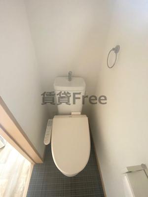 【トイレ】レジア小路 仲介手数料無料